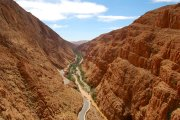 Dades Gorge Southern High atlas