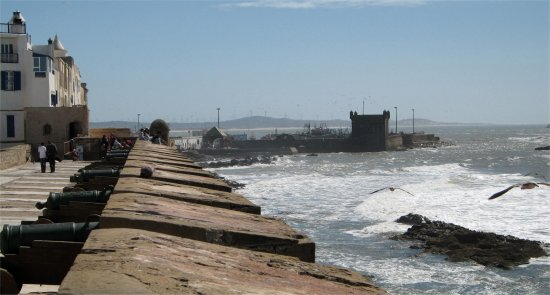 The Ramparts at Essaouira