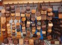 Handbags in Essaouira
