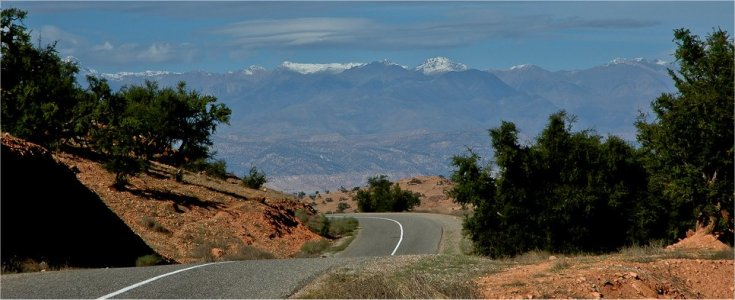 Travel in the HIgh Atlas