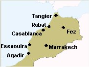 Go to Morocco Main Map