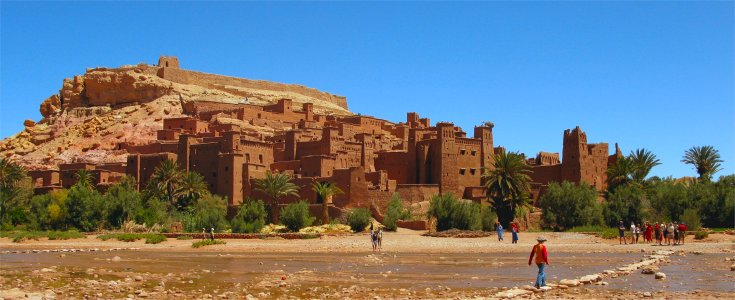 Indulge in Moroccan Culture and History...