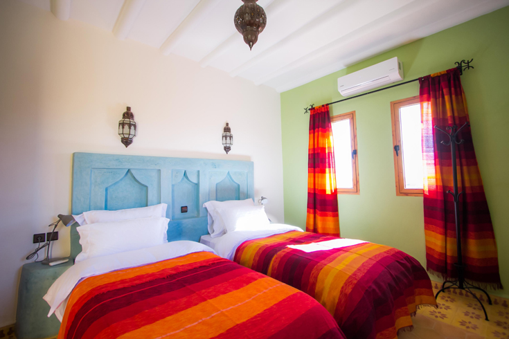 Dunes at Merzouga