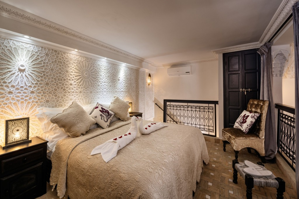 Riad Star, Ivory Suite