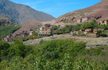 Berber villages, valleys & peaks