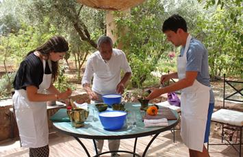 Ourika Garden Kitchen